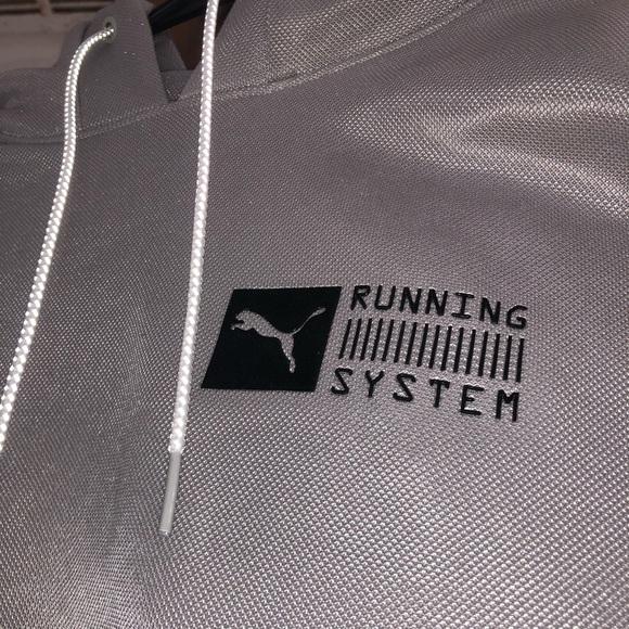 Puma Shirts | Running Systems Hoodie
